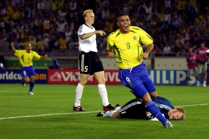 Brasil x Alemanha – Final Copa 2002