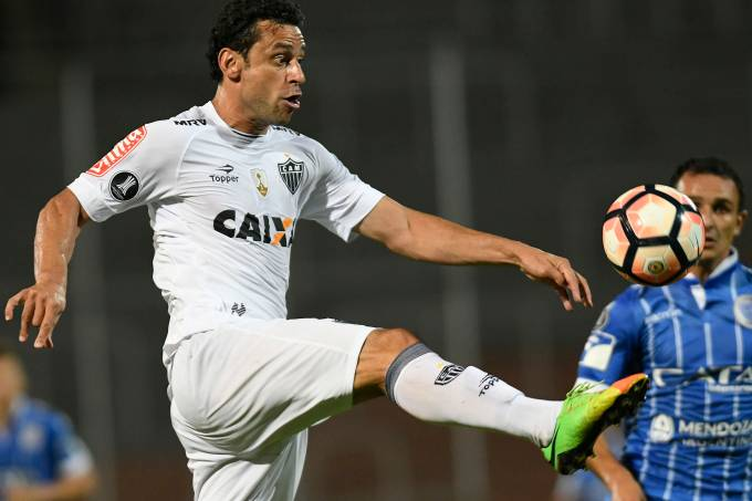 Taça Libertadores – Godoy Cruz (ARG) x Atlético-MG