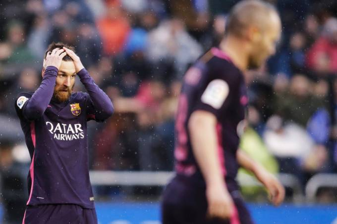 Campeonato Espanhol – Deportivo La Coruña x Barcelona
