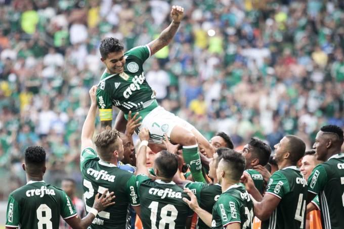 Campeonato Paulista 2017 – Palmeiras x São Paulo