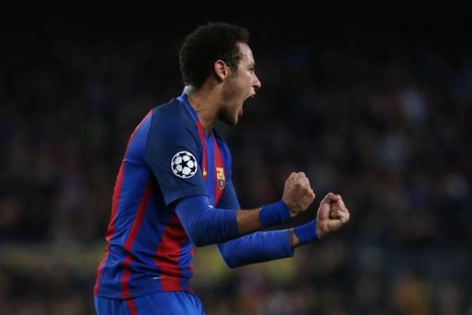 Liga dos Campeões: Barcelona x PSG