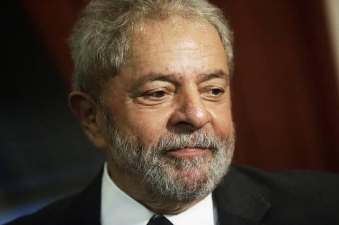 Ex-presidente Luiz Inácio Lula da Silva, réu da Lava Jato em Curitiba