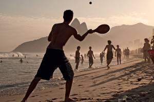 A BOLINHA VAI...Em 2015, o jogo foi alçado a patrimônio imaterial do Rio