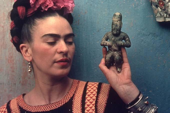Dia Internacional da Mulher – Frida Kahlo