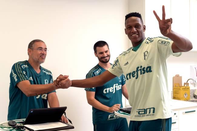 CET Palmeiras