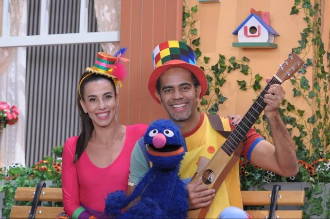 Tânia Kalil e Jair de Oliveira participam de 'Sésamo'