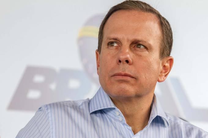 João Doria entrega de unidades habitacionais no Grajaú, em São Paulo