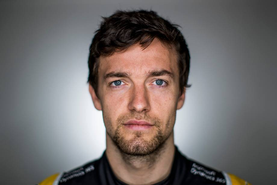 Jolyon Palmer, 26 anos, Inglaterra. É piloto da Renault.