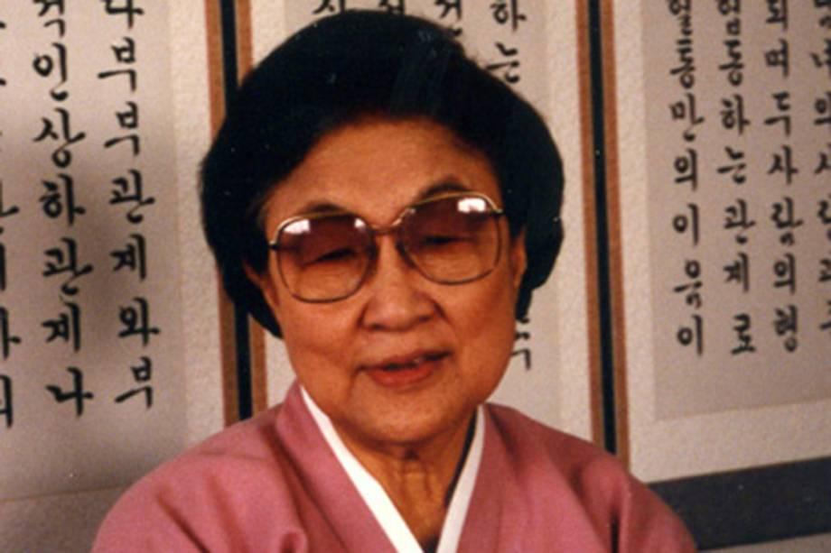Dia Internacional da Mulher - Lee Tai Young