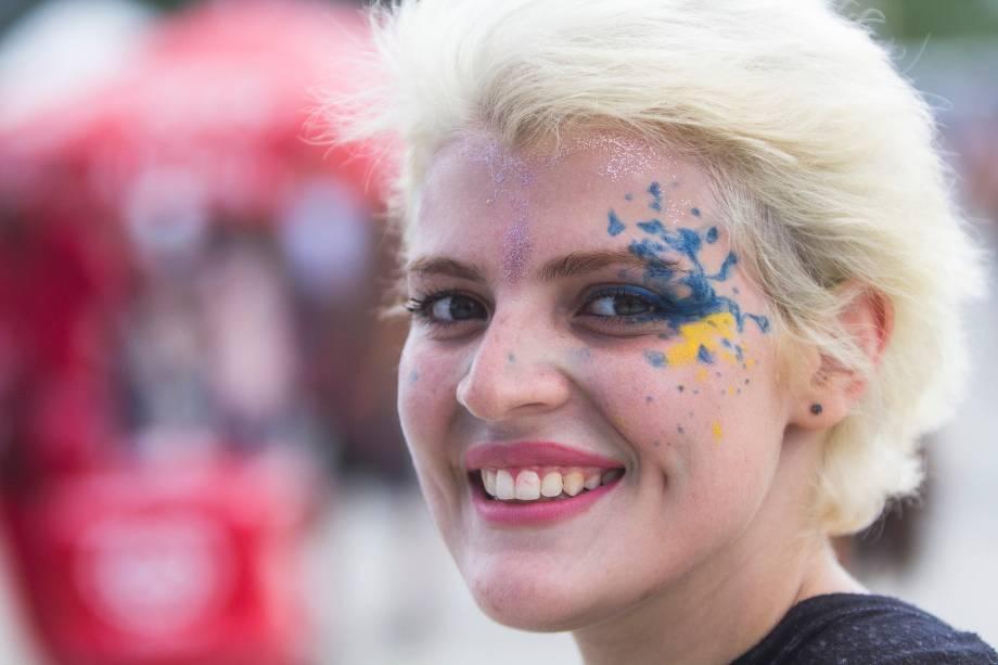 Público no primeiro dia do Festival Lollapalooza 2017