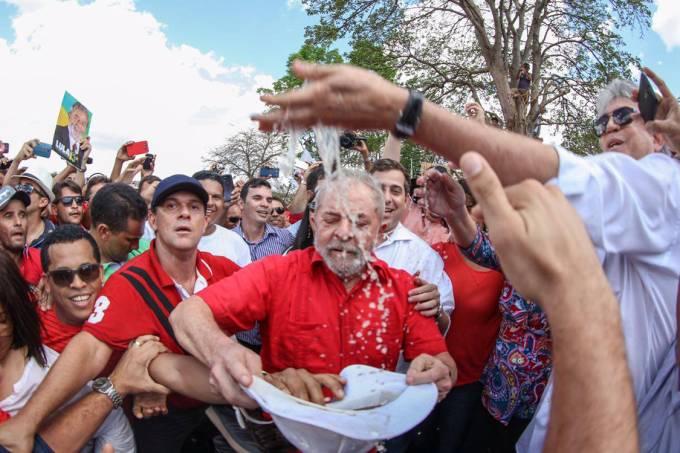 Os ex-presidentes Lula e Dilma Rousseff viajam para Monteiro-PB ao lado do governador Ricardo Coutinho