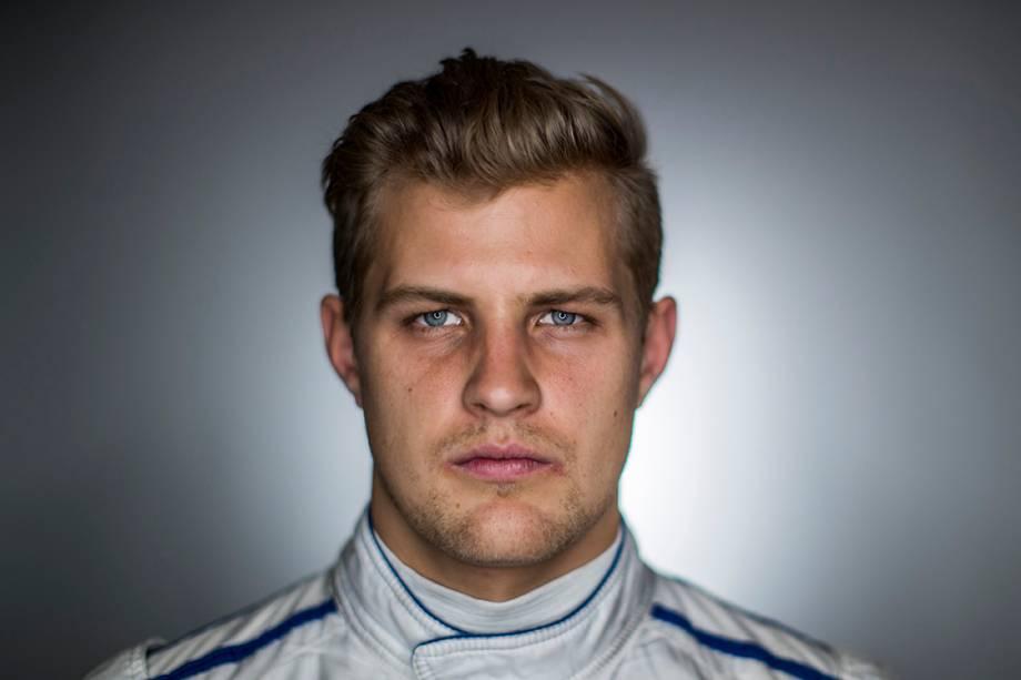 Marcus Ericsson, 26 anos, Suécia. É piloto da Sauber.