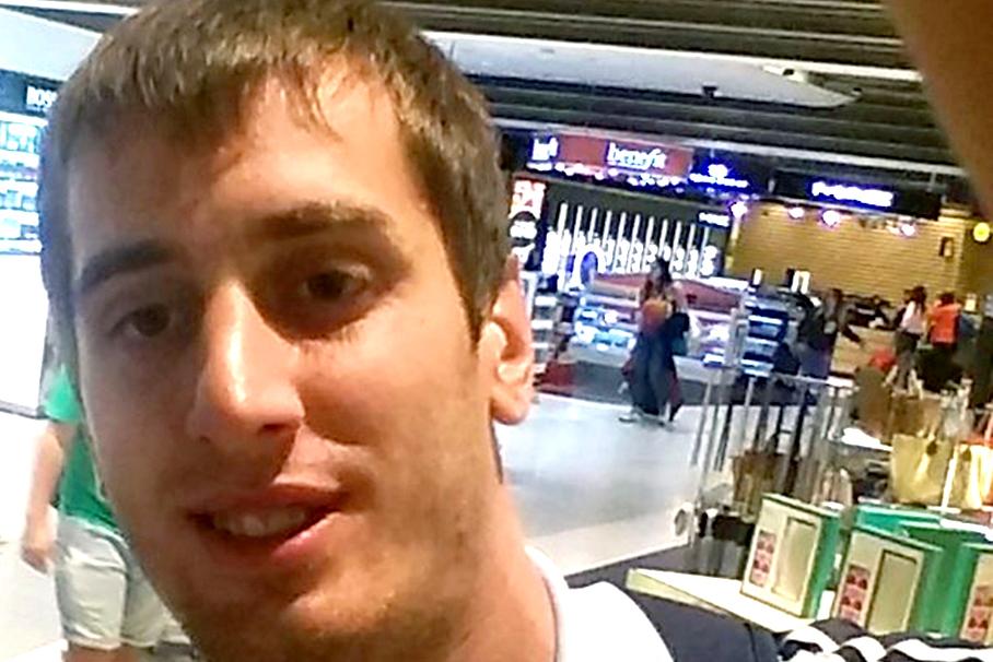 O argentino Matias Sebastian Carena, de 28 anos, morreu após uma briga de bar em Ipanema