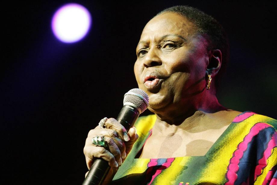 Dia Internacional da Mulher - Miriam Makeba
