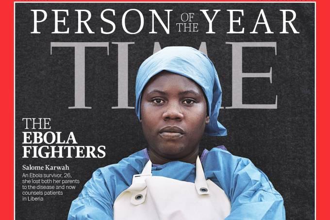 Salome Karwah – Revista TIME