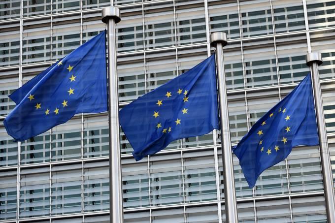 Sede da Comissão Europeia em Bruxelas, na Bélgica
