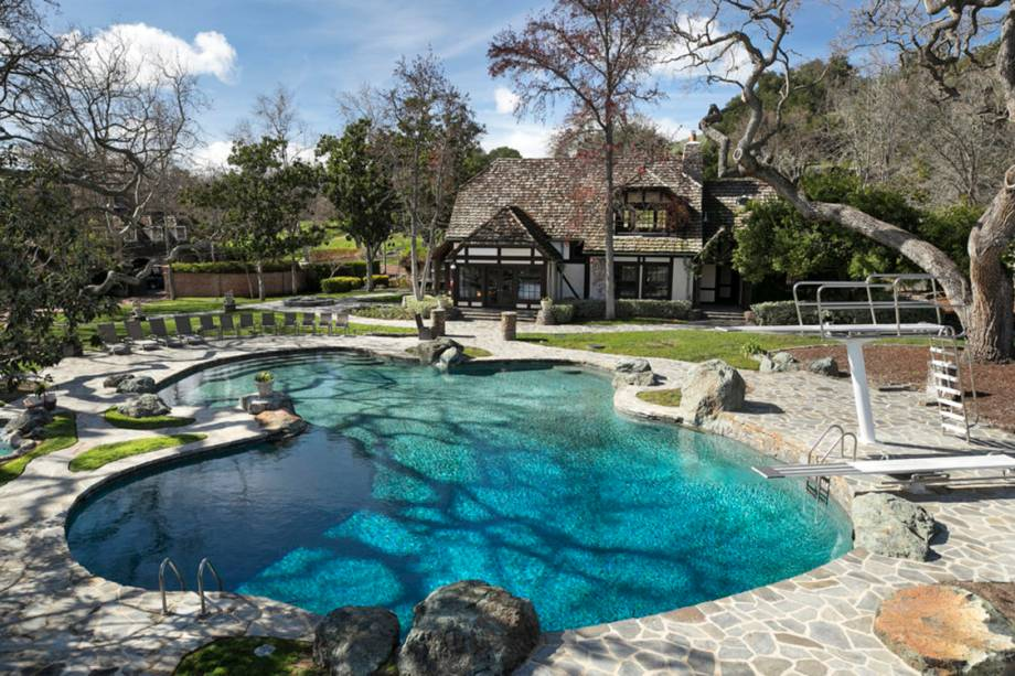 Neverland: A casa de Michael Jackson