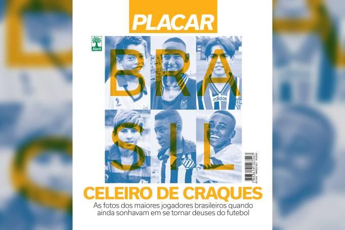 Capa revista Placar 1425
