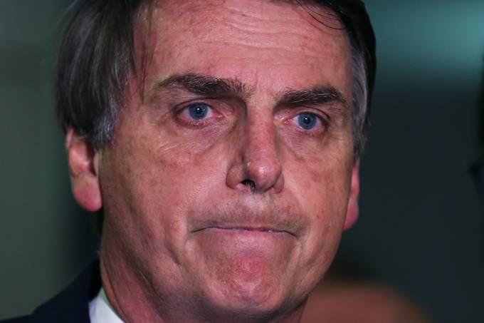 O deputado Jair Bolsonaro (PSC-RJ)