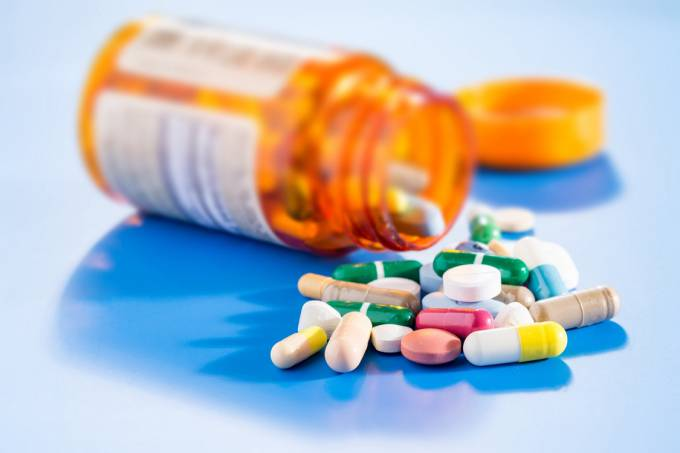 Remédios proibidos pela anvisa