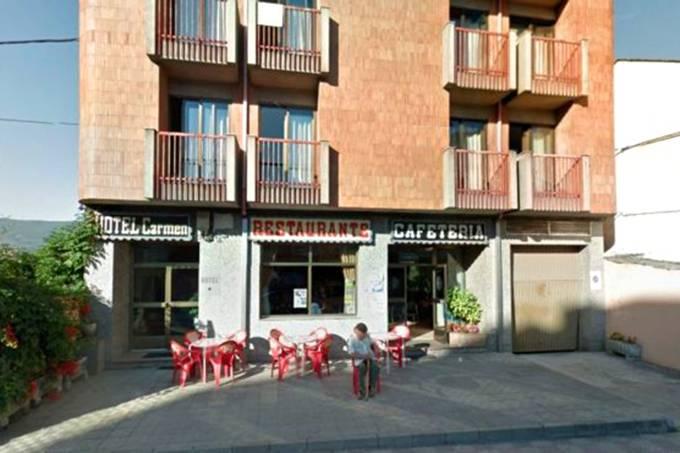 Restaurante El Carmen na Espanha