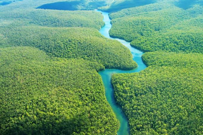 Rio amazonas