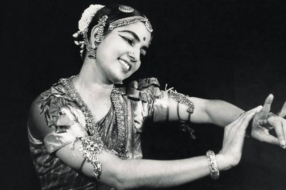 Dia Internacional da Mulher - Rukmini Devi
