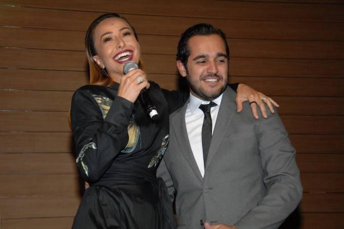 Sabrina Sato e Felipe Lombardi