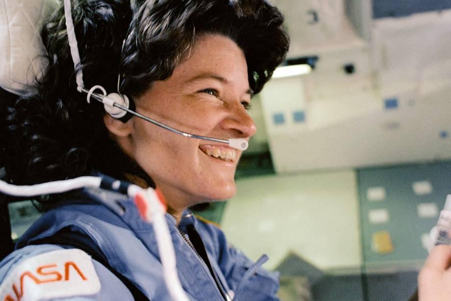 Dia Internacional da Mulher - Sally Ride