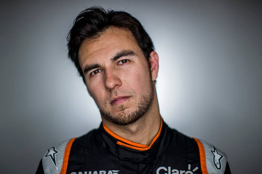 Sergio Perez, 27 anos, México. Defende a Force India e tem 7 pódios na carreira.