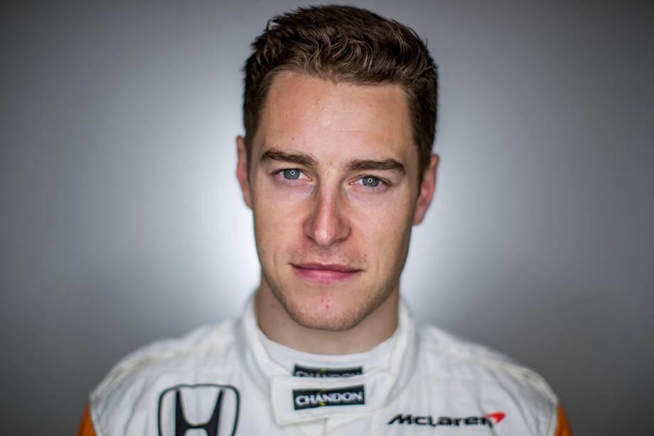 Stoffel Vandoorne, 24 anos, Bélgica. Representa a McLaren.