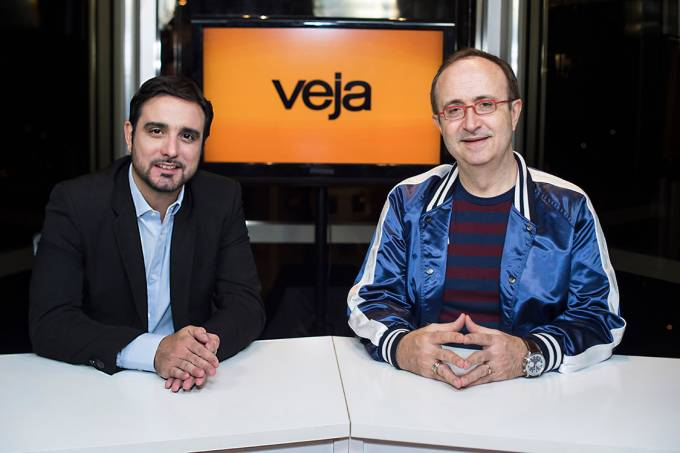 TVEJA Sem Edição: Silvio Navarro e Reinaldo Azevedo