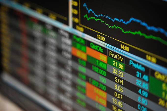Economia – Bovespa – Bolsa de valores – Ações