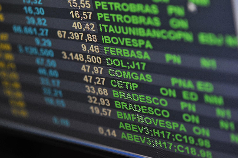 bolsa de valores e ações