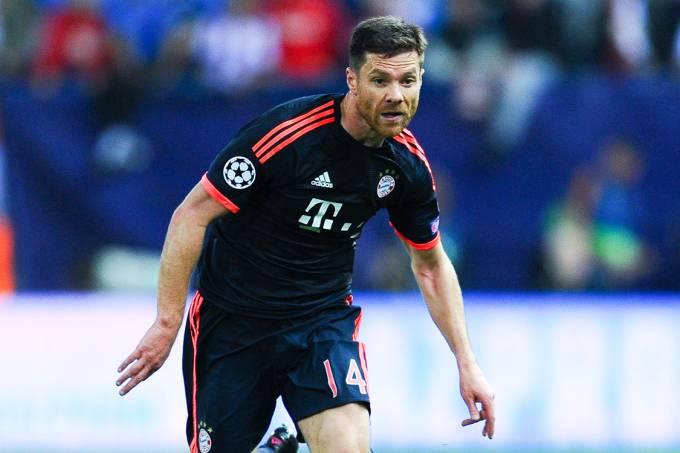 Xabi Alonso, do Bayern de Munique