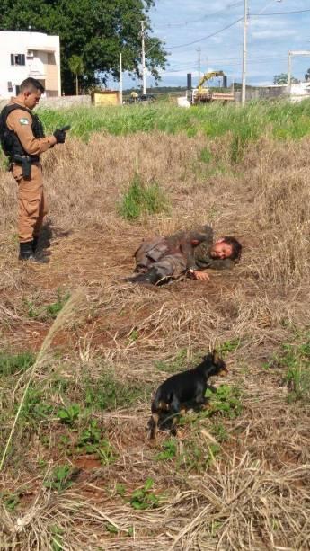 Dyego Santos Silva, do PCC, morto em confronto com policiais depois de assalto no Paraguai