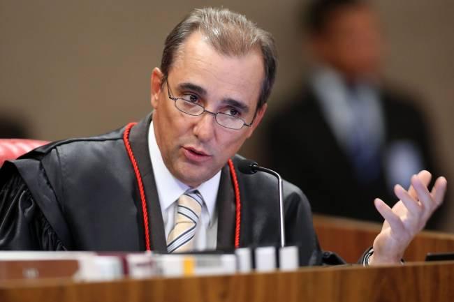 Admar Gonzaga, ministro do TSE