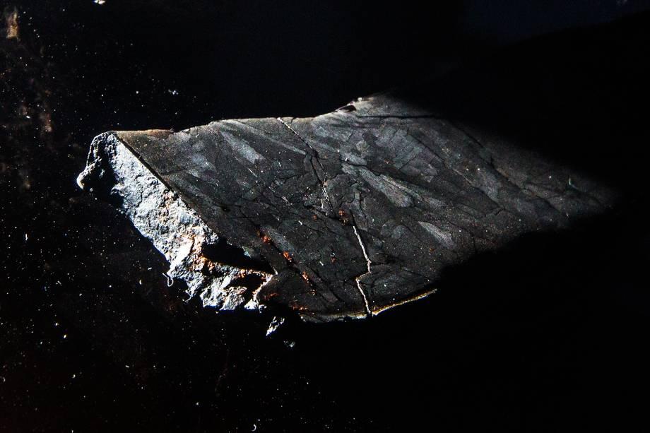 Meteorito metálico