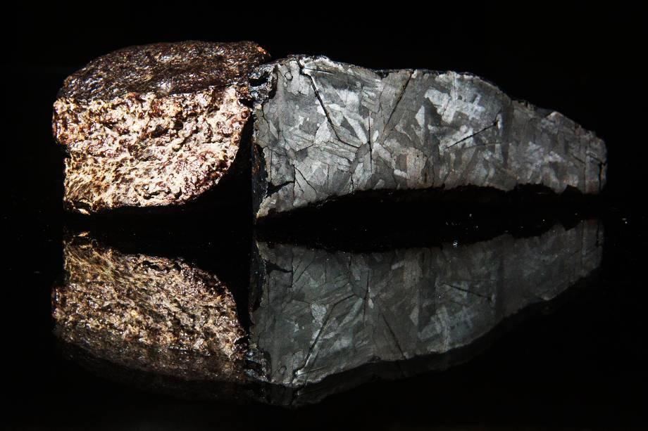 Meteoritos caíram no Marrocos e foram adquiridos pela Bramon