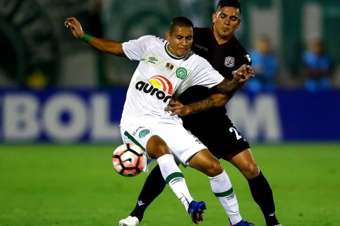 Chapecoense X Lanus – Copa Bridgestone Libertadores 2017