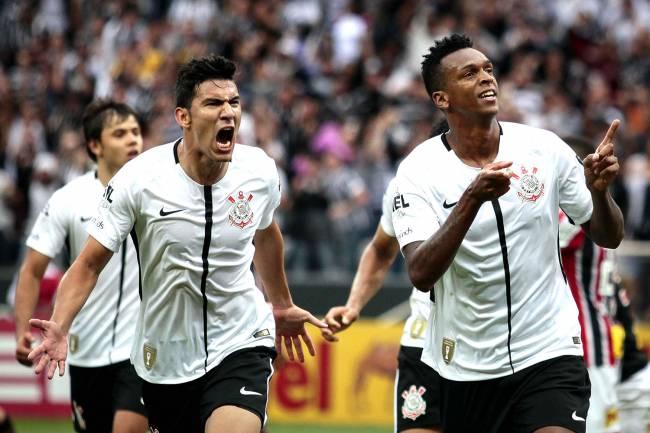 Corinthians e São Paulo pela semifinal do Campeonato Paulista 2017