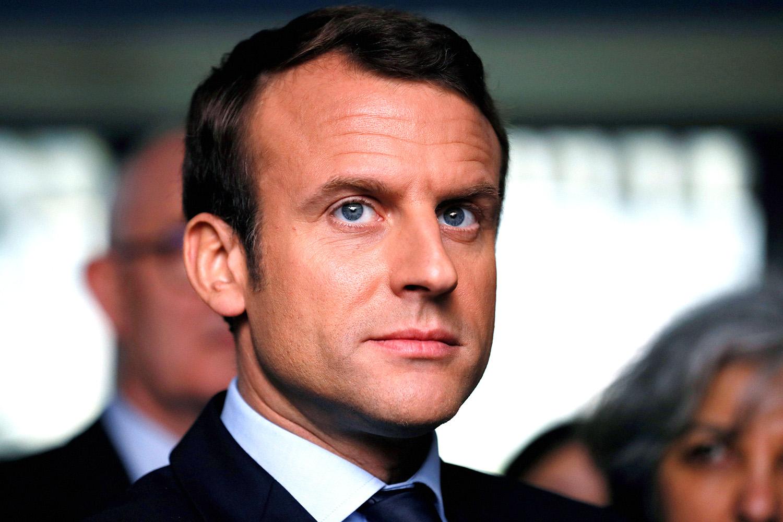 Emmanuel Macron O Anticorpo Do Sistema Contra Marine Le Pen Veja