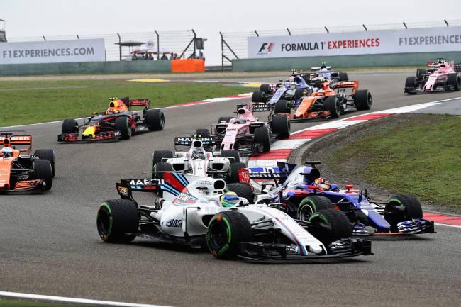 Grande Prêmio da China de Fórmula 1
