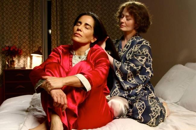 Miranda Otto e Glória Pires em 'Flores Raras'
