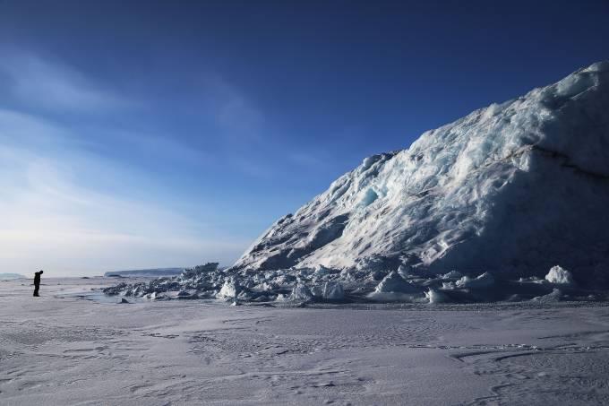 Nasa realiza expedição no Ártico