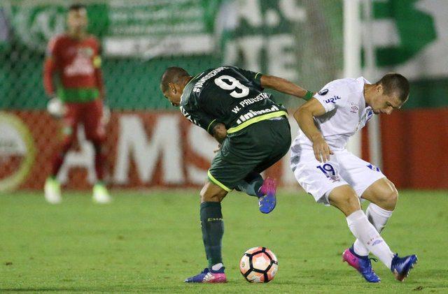 Soccer Football – Copa Libertadores – Brazil's Chapecoense v Uruguay's Nacional