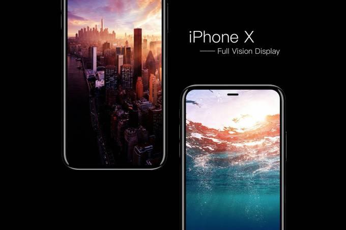 iPhone 8 – iPhone X – Apple – Lançamento