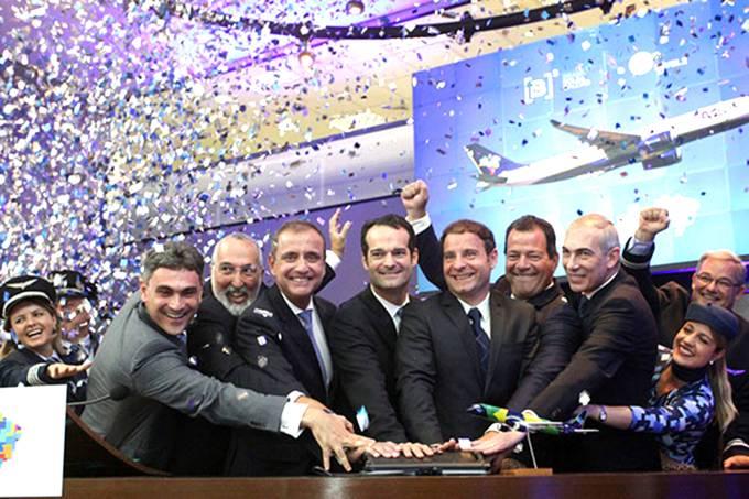 Azul realiza IPO na B3
