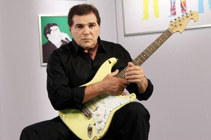 Jerry Adriani para a Veja Rio em 2011