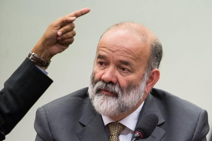 João Vaccari depõe na CPI da Petrobras
